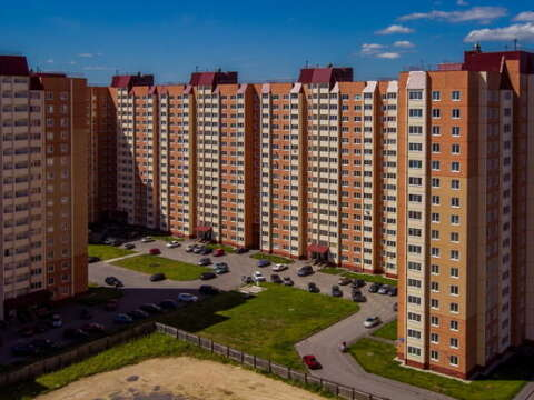 Жилой квартал Дудергофская линия 3